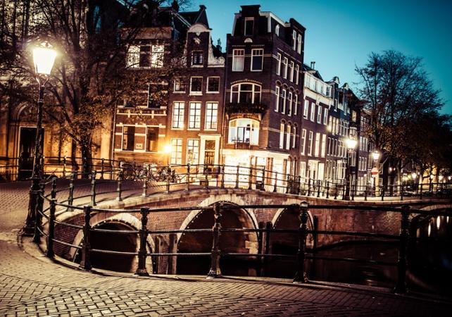 Visite-enquête dans les rues du quartier rouge - Amsterdam -