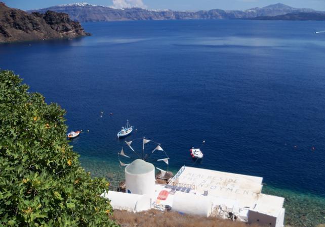 ,Santorini Tour