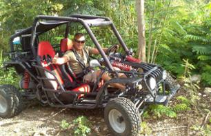 Beach Buggie Adventures in Guadeloupe