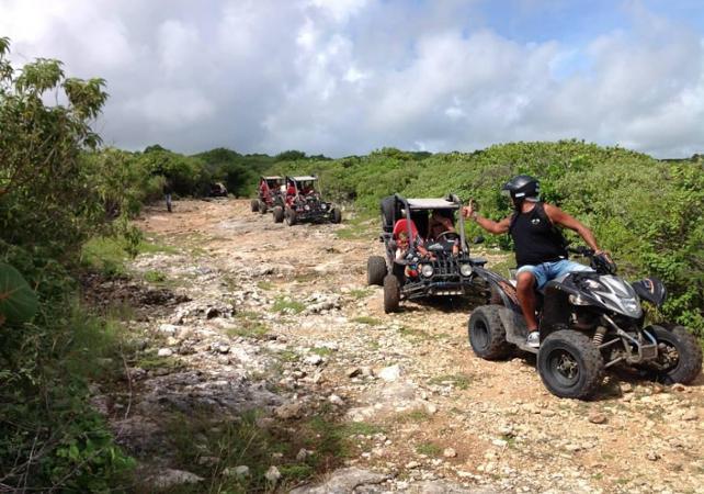 Excursion en quad ou en buggy en Guadeloupe - La Guadeloupe et ses sites touristiques -