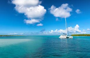 Sailing Catamaran Cruise of the Islands of Petite Terre