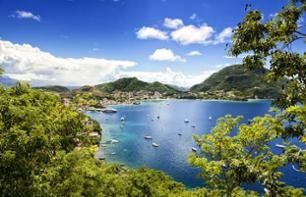Trip to the Iles des Saintes Archipelago in Guadeloupe