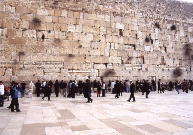 Photo Visite guidée de Jérusalem sur le thème de son héritage juif