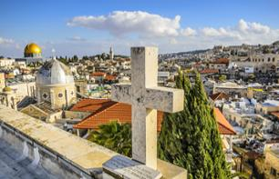 Guided half-day Tour of Jerusalem – Departing from Jerusalem & the Tel Aviv Region