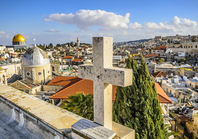 Photo Visite guidée de Jérusalem en une demi-journée