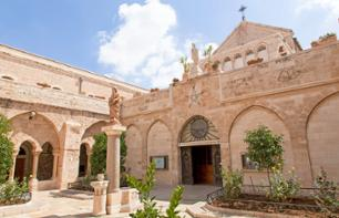 Guided half-day Tour of Bethlehem – Departing from Jerusalem & the Tel Aviv Region