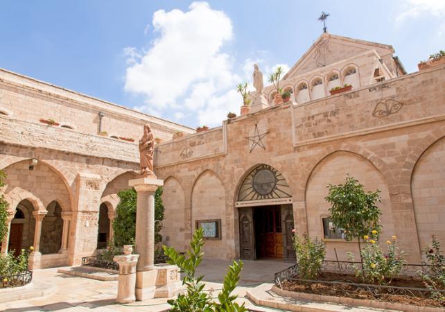 Photo Visite guidée de Bethléem en une demi-journée