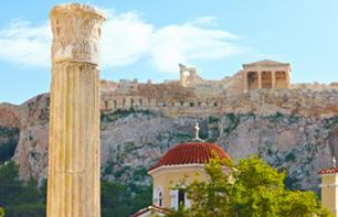 Guided Tour of Athens & The Acropolis Museum – Skip-the-line access