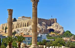 The Best of Athens in a Day: Guided bus tour with lunch included