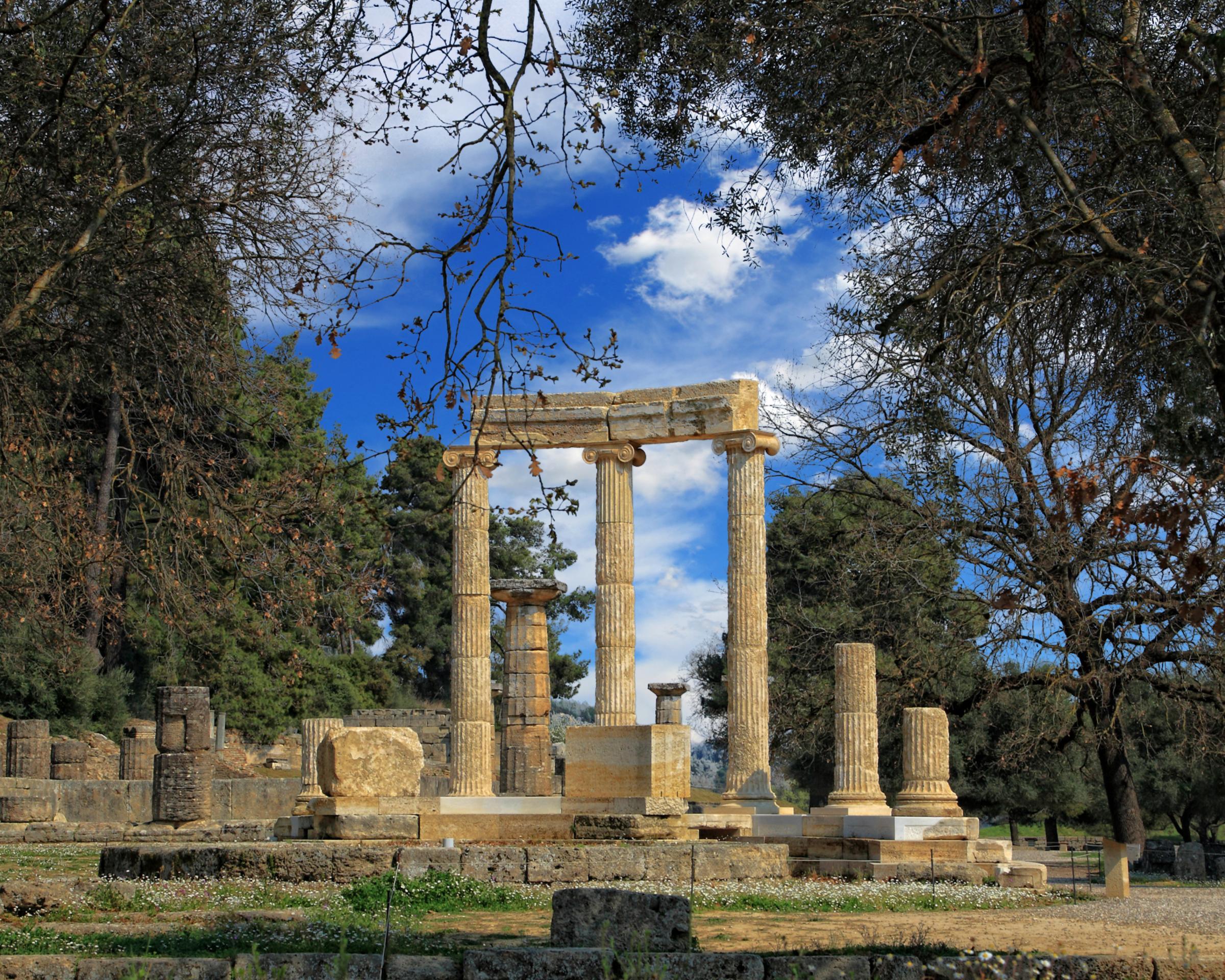 Salir de la ciudad,Excursión a Delfos,Excursión 1 día a Delfos