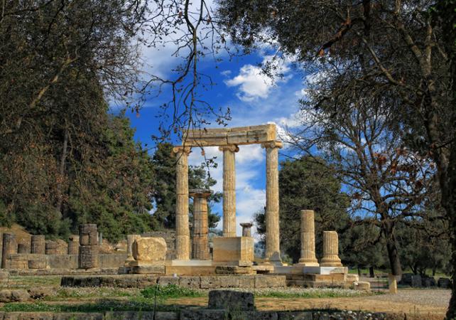 Un jour à Delphes au départ d'Athènes – départ de votre hôtel - Athènes -