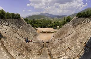Day Trip to Mycenae & Epidaurus – Departing from Athens