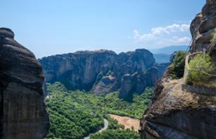2 Day Excursion to the Meteora – Leaving from Athens