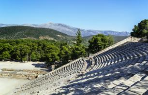 2-day excursion to Epidaurus and Mycenae – Leaving from Athens