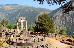3-Day Excursion to Delphi and the Meteora – Leaving from Athens