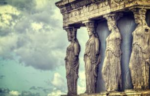 Guided tour of Athens in a small group: Acropolis, museum, ancient Agora