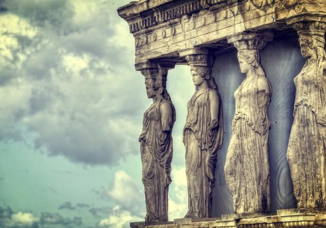 Photo Visite guidée d'Athènes en petit groupe : l'Acropole, le musée, et l'Agora antique