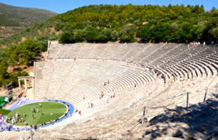 Epidaurus Festival: Evening Show at the Epidaurus Theatre – Leaving from Athens