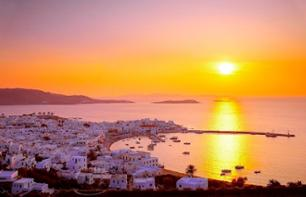 Sunset Cruise Departing from Mykonos