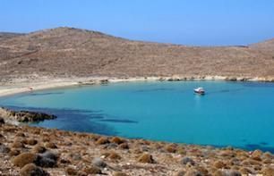 Full-day Cruise to the Island of Delos and South Beaches – Departing from Mykonos