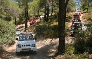 Enjoy an Off-Road Jeep Safari Tour – Mykonos