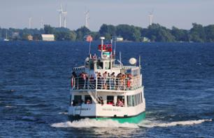 Kingston Discovery Cruise to the Thousand Islands (1 hr. 30 mins) – Departing from Kingston
