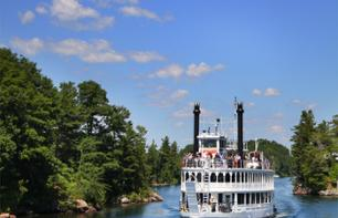 3-hour Cruise through the 1000 Islands - With Optional Lunch