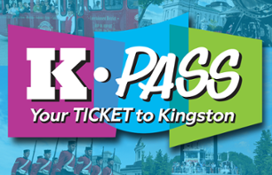 K-PASS – Cruise with access to over 20 attractions in Kingston – Valid 1, 2 or 3 Days