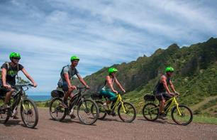 Tour en VTT électrique au Kualoa Ranch - Honolulu, Oahu