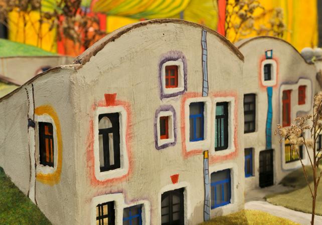 Billet d'entrée au musée Kunst Haus - Hundertwasser à Vienne image 3