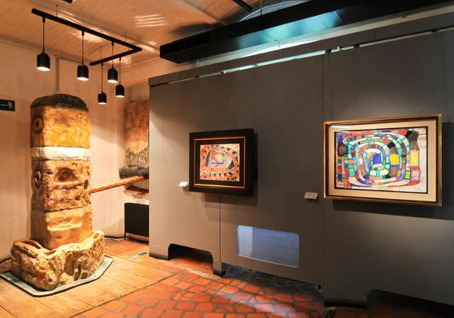 Billet d'entrée au musée Kunst Haus - Hundertwasser à Vienne image 2