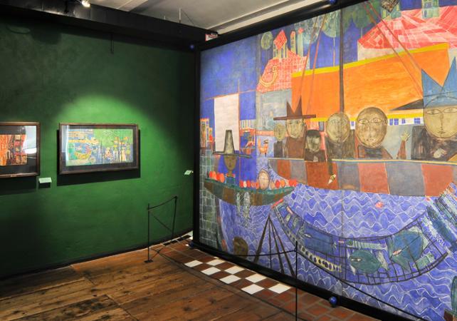 Billet d'entrée au musée Kunst Haus - Hundertwasser à Vienne image 1