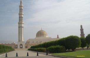 Guided Tour of Muscat – Half-day