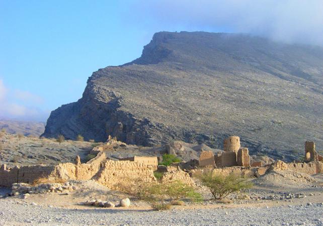 ,Excursion to Wadi