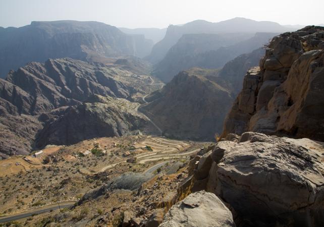 ,Excursion to Jebel Akhdar