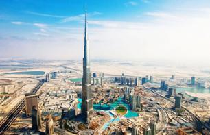 Guided tour of modern Dubai