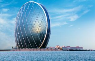 Guided tour of Abu Dhabi and its historical sites
