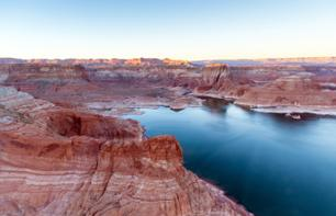 Panoramic cruise on Lake Powell: Antelope Canyon (1 hour 30 mins) - Page