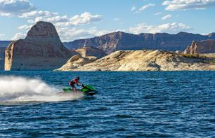Location de jet-ski au Lake Powell à la journée - A Page