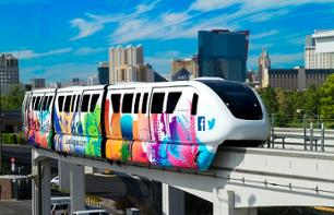 Las Vegas Monorail Pass - Valid for the Duration of your Choice