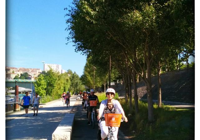 Photo Découverte du centre de Lyon à vélo électrique !