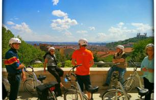 Lyon by bike