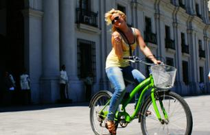 Guided Bike Tour of Central Santiago