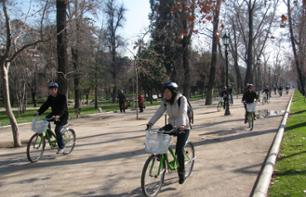 Guided Bike Tour of Santiago: Parks & Political History