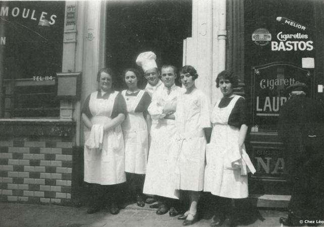 """Repas traditionnel Bruxellois """"Chez Léon"""", le plus ancien restaurant de Bruxelles image 9"""