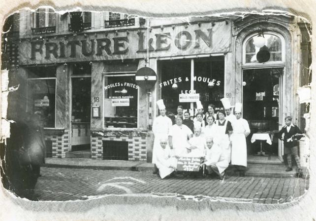 """Repas traditionnel Bruxellois """"Chez Léon"""", le plus ancien restaurant de Bruxelles image 11"""