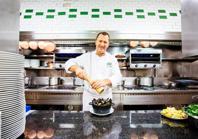 """Repas traditionnel Bruxellois """"Chez Léon"""", le plus ancien restaurant de Bruxelles image 12"""