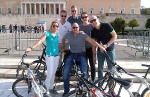 Private Guided Tour of Athens by Standard or Electric Bike