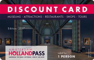 Holland Pass: Get free access and discounts to museums and attractions throughout the Netherlands – Amsterdam – The Hague – Rotterdam