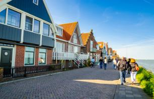 Trip to the Fishing Villages of Volendam and Marken – Leaving from Amsterdam